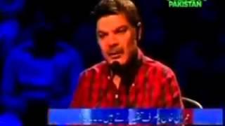 Mubashar Luqman exposing Imran Khan
