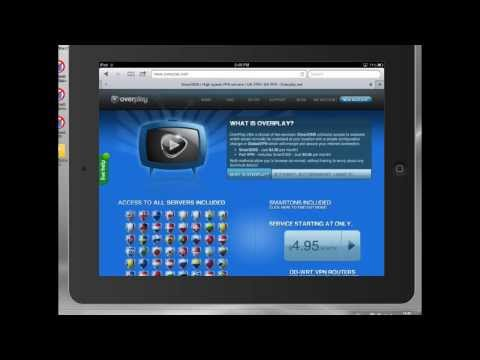 iPad VPN - How to set up a VPN for the iPad