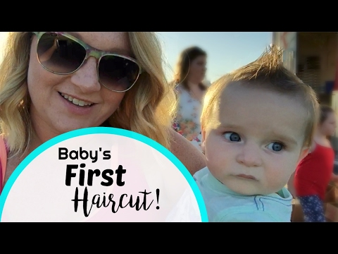 BABY'S FIRST HAIRCUT & Outdoor Summer Concert!