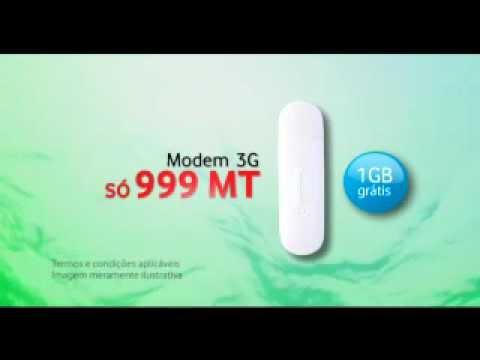 Vodacom - Modem USB  3G 2012