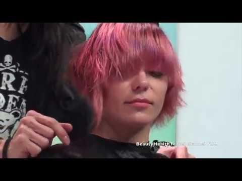 Textured Haircut by Takashi