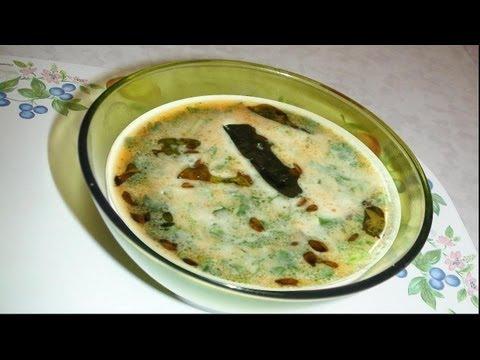 Gujarati Kadhi Recipe Video - Lagna ni Kadhi - Made in Gujarati wedding