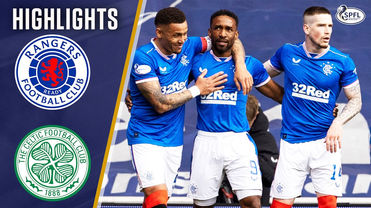 Rangers 4-1 Celtic | Ruthless Gers Dominate Old Firm Derby | Scottish Premiership