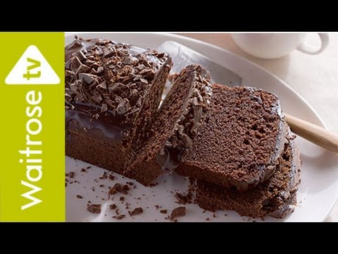 Chocolate and Sweet Potato Loaf Cake | Waitrose