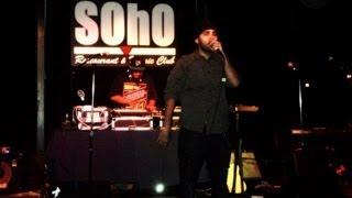 Niko Opening For SOULS OF MISCHIEF! (06.15.12)+Bonus