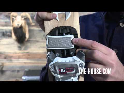 2015 Marker Griffon Ski Bindings - Review - The-House.com