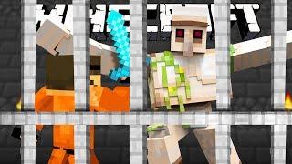 Minecraft: JAIL BREAK | LEGENDARY BOSS BATTLE!! #5