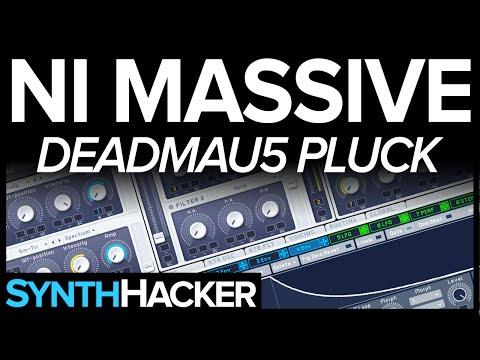 Massive Tutorial - Gorgeous Deadmau5 Trance Pluck