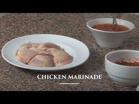 Cheeky Chicken Piri Piri Marinade