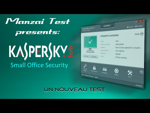 [Test Musical] Kaspersky Small Security 3