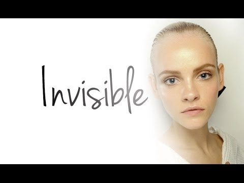 THE BASIS: GETTING YOUR FOUNDATION TO LOOK LIKE SKIN - INVISIBLE FOUNDATION TUTORIAL