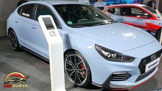 All New Hyundai i30 Fastback N-Walkaround Exterior ! Interior ! Auto Expo 2020