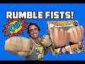 Wwe Rumble Fist Unboxing Fight Toy Reviews Konas2002