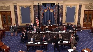 Senate to vote on funding deal as government shutdown enters Day 3
