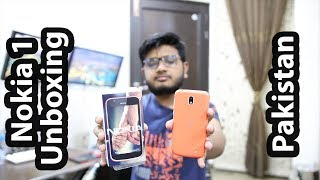 Nokia 1 Unboxing & Price In Pakistan!