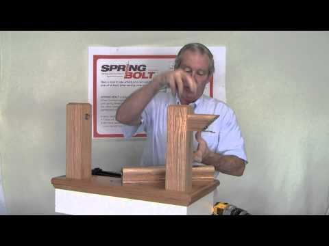 How To Install Post & Railings, Attachment Hardware For Installing Railings HD
