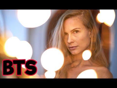 Portrait shoot How-To - 3 lighting set ups