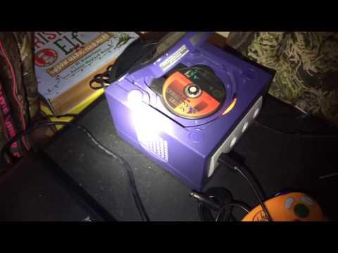 GameCube will not read discs