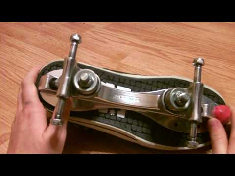 How To: Build A Shoe Skate