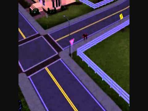 Sims 3 Pets - Red Ghost Horse!?!