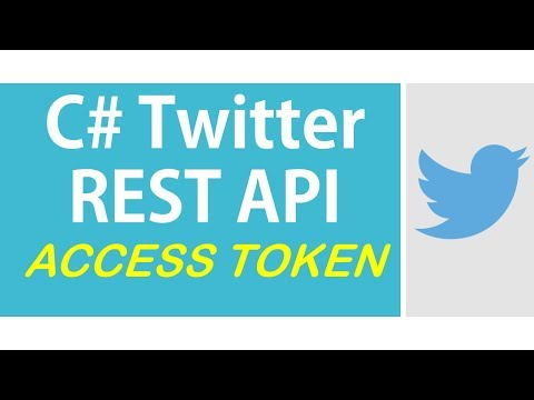 Twitter REST API | User Permission and Access Token