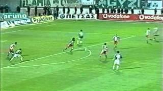 PANATHINAIKOS-olympiakos (2003-04) KYPELLO 3-1