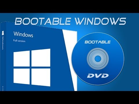 How To Make Windows 7,8,8.1,10 Bootable DVD Using Nero In  Hindi