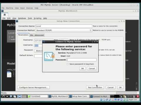 How To Configure MySQL Workbench Local Connection