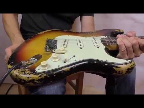 6 tricks how I set up the vintage tremolo of my Fender Stratocaster (1962) and stay in tune