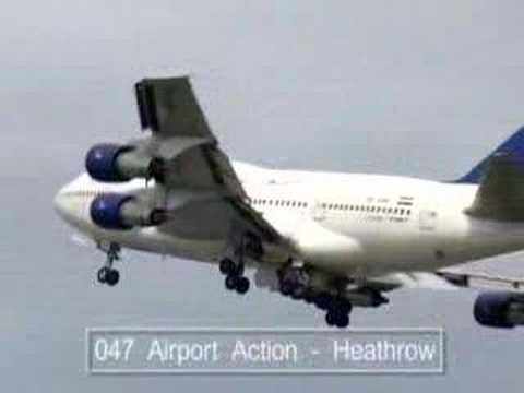 Airport Action Heathrow