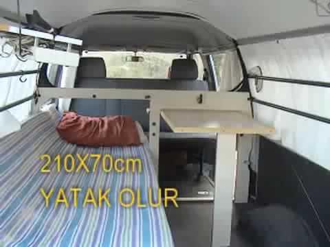 DIY - Make a small caravan