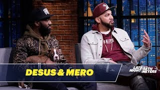 Download Desus and Mero Had a Run-In with Police While Interviewing Alexandria Ocasio-Cortez in D.C. Video
