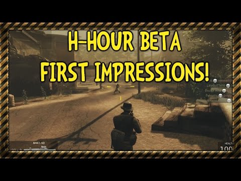 H-Hour: World's Elite FIRST IMPRESSIONS!