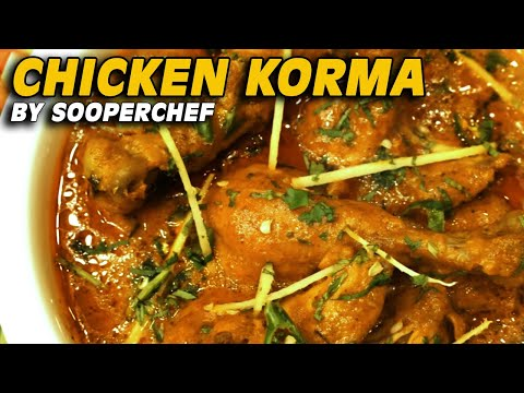 Chicken Korma Recipe by SooperChef