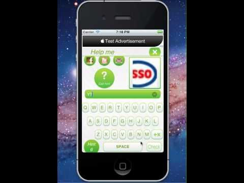 Best Logo Quiz iPhone Apps 2012 Review Demo