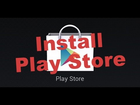 How To Install / Restore Play Store On Any Android Device [Needs ROOT]