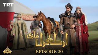 Ertugrul Ghazi Urdu | Episode 20 | Season 1