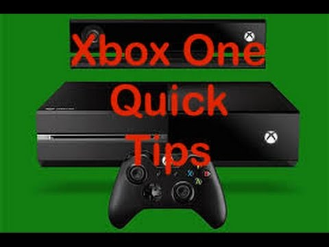 Xbox One: Clear Cache; Show Bandwidth and Raise Volume Steps
