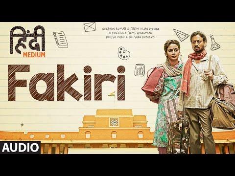 Fakiri  Full Audio Song   Irrfan Khan ,Saba Qamar    Neeraj Arya   T Series