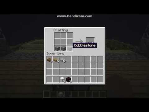 GO 4 Minecraft #11. How to craft Stone Slabs