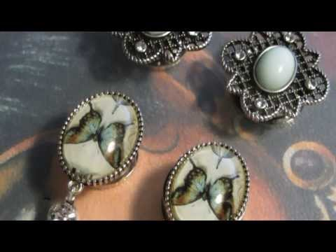 DIY Earrings to Plugs Tutorial by Cira Las Vegas