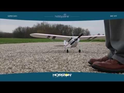 Super Cub S RTF & BNF with SAFE™ Technology by HobbyZone