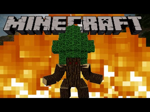 If Trees took over Minecraft