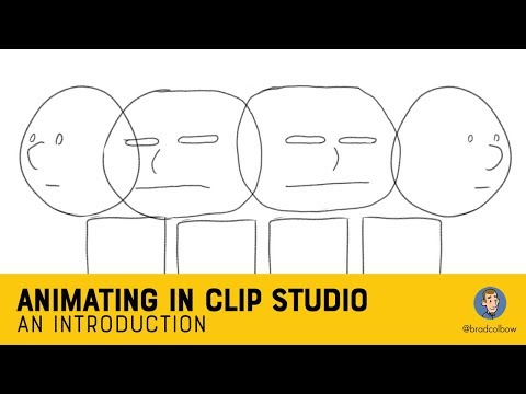 Animating in Clip Studio: an introduction