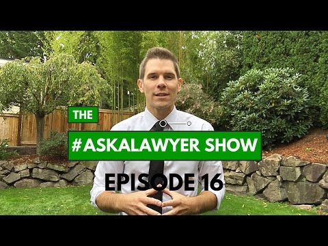 #AskALawyer Show 16 - Can You Beat a Traffic Ticket with the Wrong Citation on It?