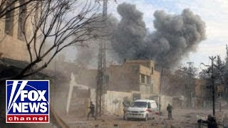 US troops clash with Syrian government forces
