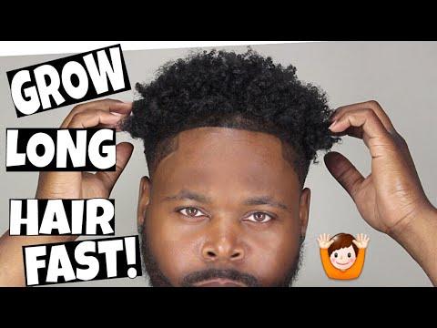 HOW: TO GROW LONGER Hair FAST!