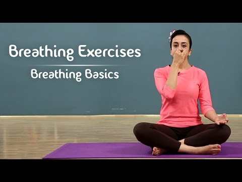 Anulom - Vilom | Yoga For Anxiety & Stress | Breathing Basics | Yoga With AJ