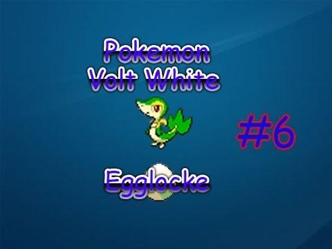 Pokemon Volt White Egglocke EP06 - Route 3 & Wellspring Cave!