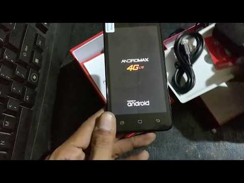 Unboxing Andromax B Special Edition